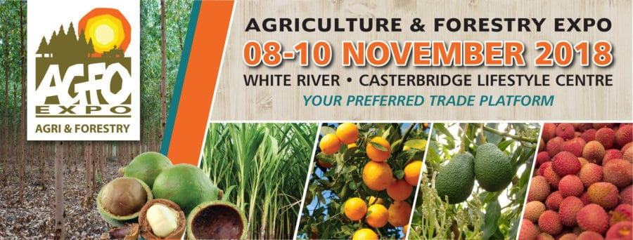 AGFO  – Agriculture & Forestry Expo 2018