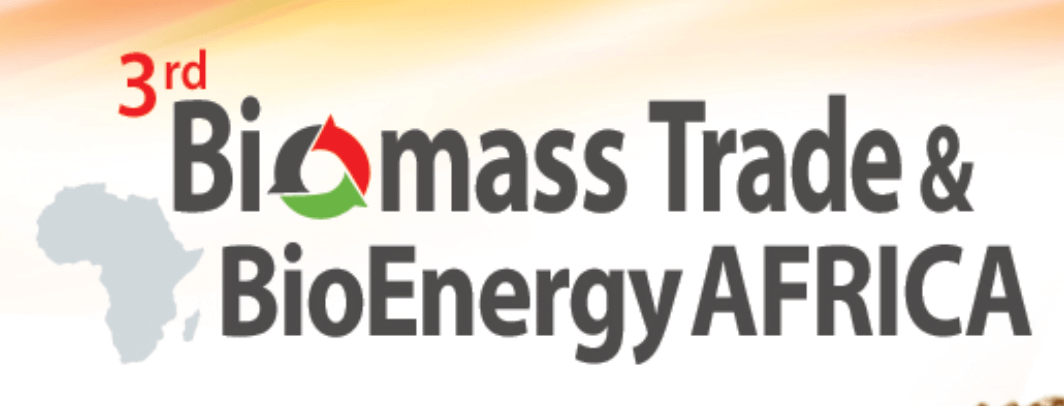 CMT's 3rd Biomass Trade and BioEnergy Africa 25-26 Sep, 2019