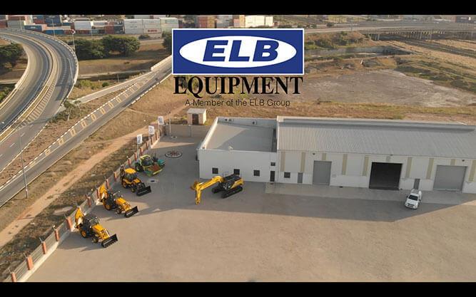ELB Equipment – New branch records impressive machine sales