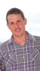 Freddie Steyn macadamia farmer