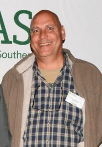 Gerhardus Nortjé, a soil specialist from the department of environmental sciences at Unisa